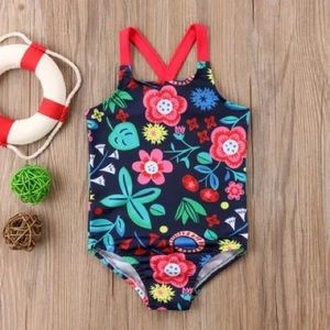 Other - Infant- Toddler Girls Swimsuit